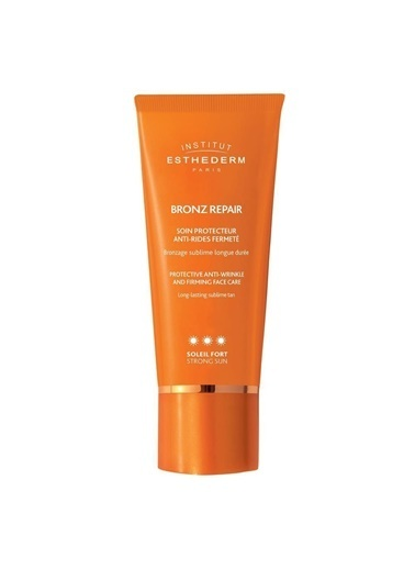 Esthederm Institut Esthederm Bronz Repair Anti wrinkle Tanning Cream 50 ml Renksiz